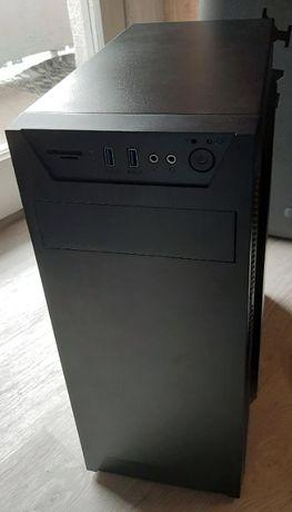 Komputer Multimedialny i3/RX 470 4gb/ 4gb /SSD 120gb
