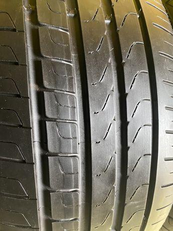 255/40r18 Pirelli Cinturato P7 run flat