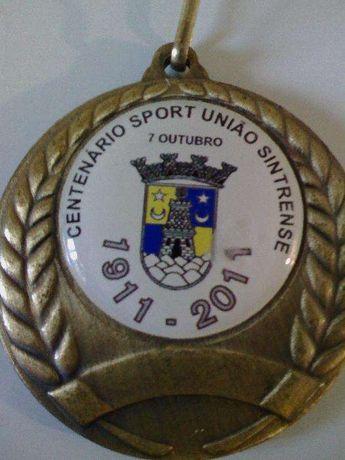 Medalha 100 Anos Sport União Sintrense
