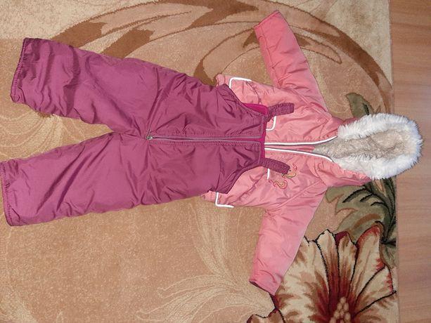 Зимний костюмчик