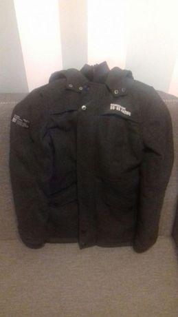 RESERVED Chłopięca kurtka , płaszcz - rozmiar 146 - popielaty