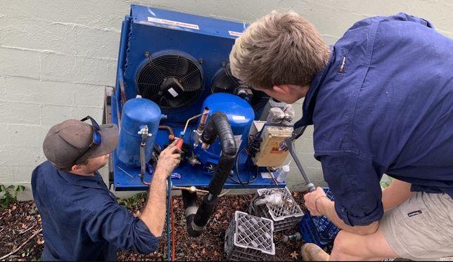 Виконання робіт по ремонту та монтажу холодильної клімат техніки