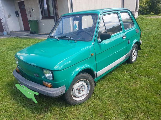 ***Fiat 126p***Maluch