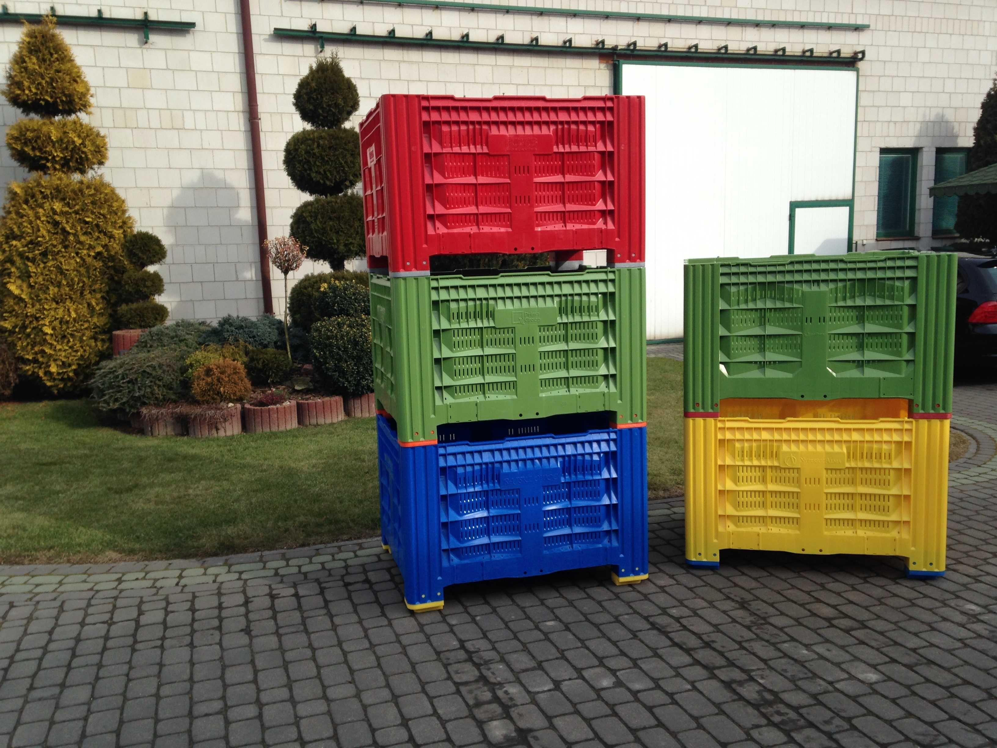 Skrzyniopalety Plastikowe  PALBOX, Promocja : Logo odbiorcy w cenie !