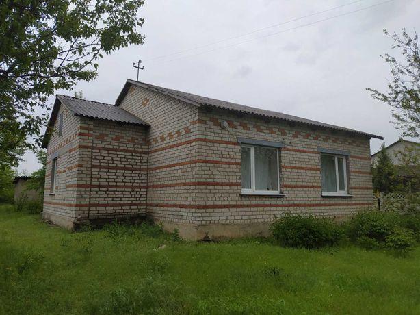 Добротный крепкий дом в Вильче