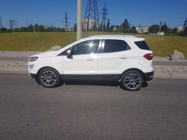Форд экоспорт титаниум 2018