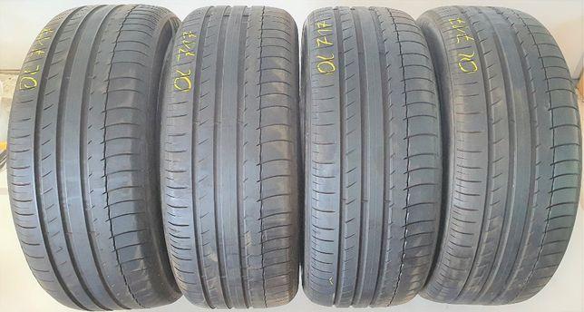 4x 275/55/19 Michelin Latitude Sport 111W OL717