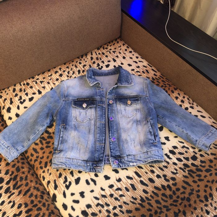 Женская джинсовая куртка Никополь - изображение 1
