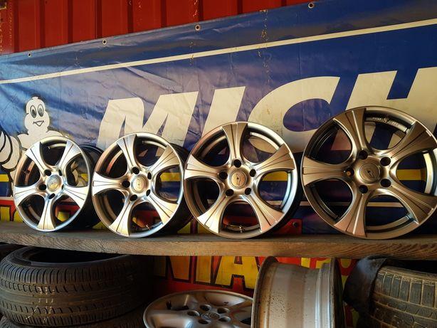 Felgi Aluminiowe BMW E39 R16 5x120 ET20 -7J