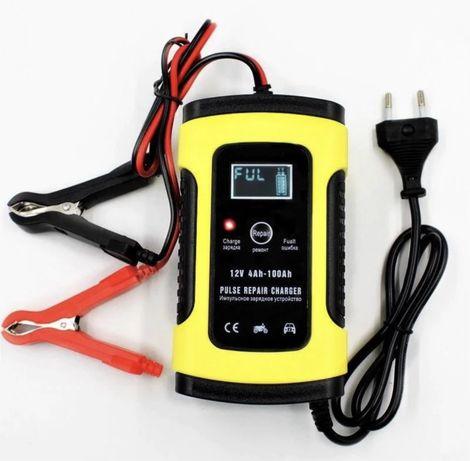 Хит Продаж!! Умные зарядные устройства для авто/мото аккумуляторов