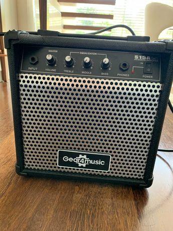 Amplificador Guitarra Gear4music 15w