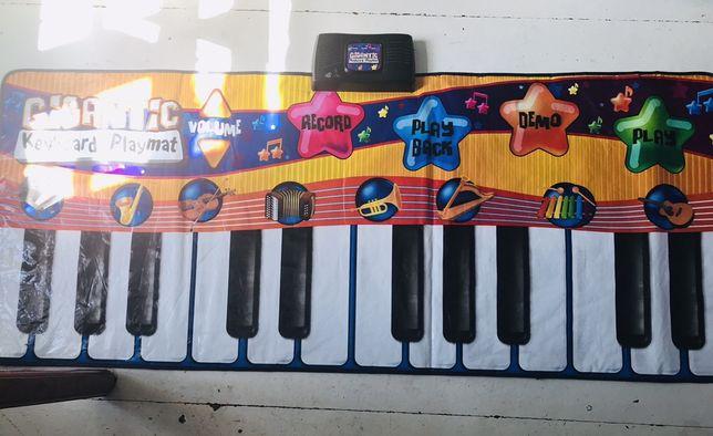 Музыкальный ковер для детей