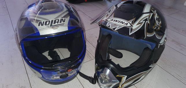Kaski motocyklowy