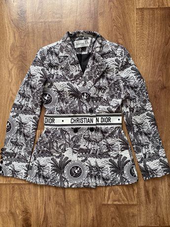 Пиджак жакет женский Christian Dior