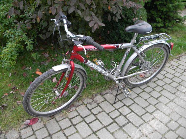 Rower męski DELTA (prod.ROMET),koła 26 cali - 400 zł