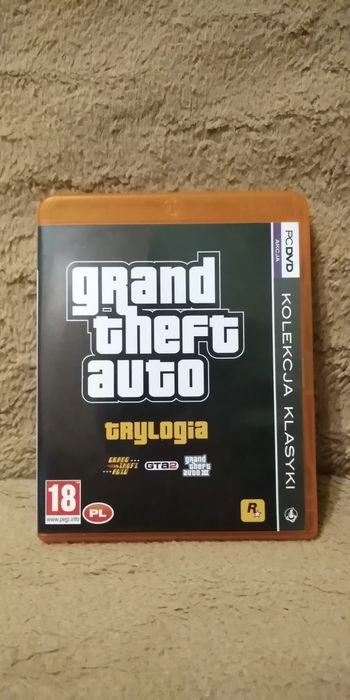 Grand Theft Auto Trylogia. Pabianice - image 1
