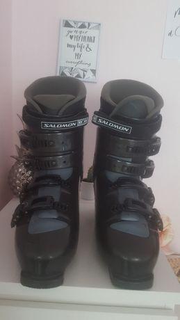 SALOMON thermic height adjustment buty narciarskie męskie 47
