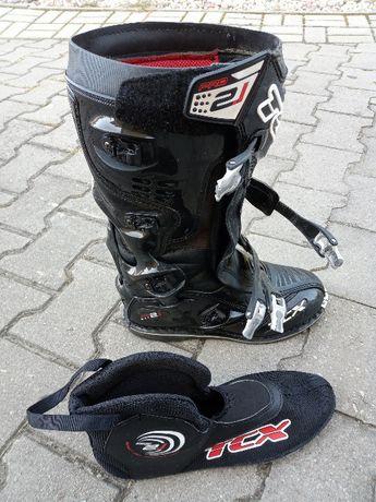 Buty motocross enduro TCX pro 2.1 r.45