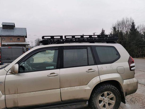 Toyota land Cruiser 120 lc z bandami