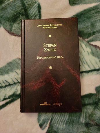 Niecierpliwość serca. Stefan Zweig