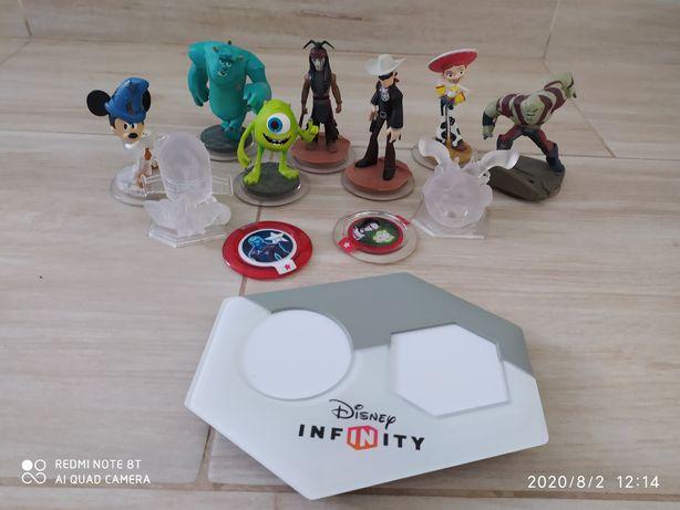 Disney infinity figurki postacie