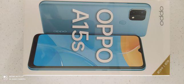 Smartfon Oppo A15s