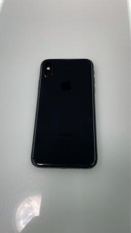 Iphone XS 256 GB preto com 5 capas originais