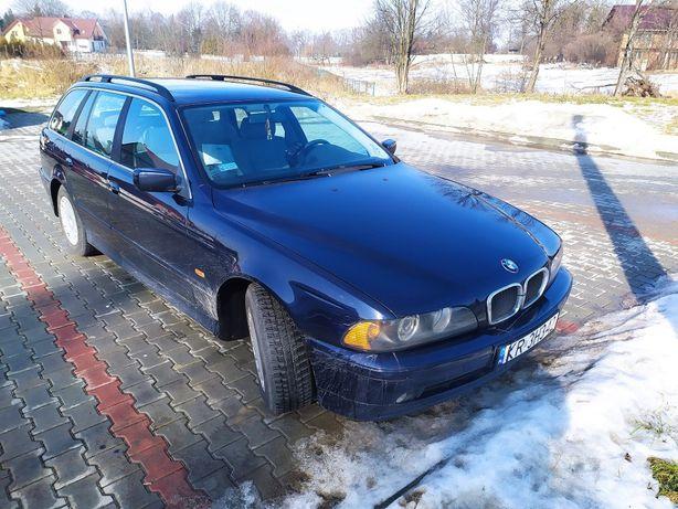 BMW 525D KOMBI E39 Diesel 2000'