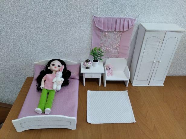 Мебель для Баболи одежда для Барби.
