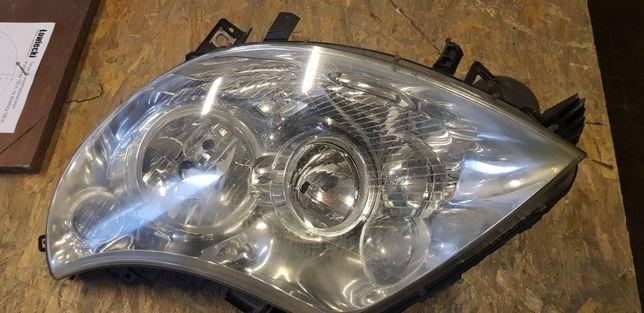 Reflektor Lampa Peugot, Citroen, Fiat
