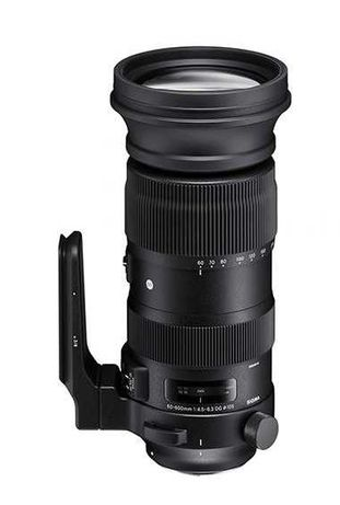 objectiva Sigma 60-600mm  F4.5 - 6.3mm NOVA