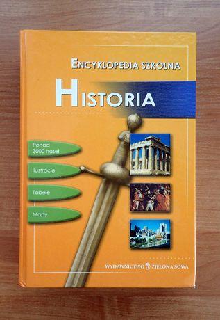 Encyklopedia szkolna. Historia (oprawa twarda, liczba stron 864)