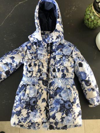 Kurtka plaszyk zima firmy Guess       Zara zimowy