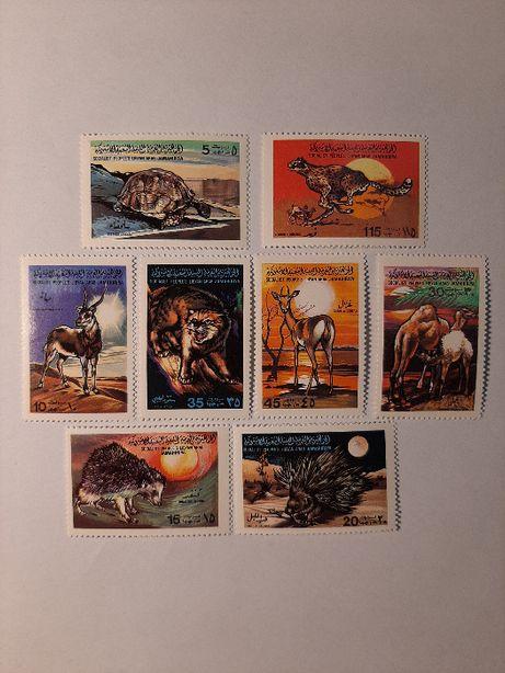 Znaczki pocztowe - zestaw 23