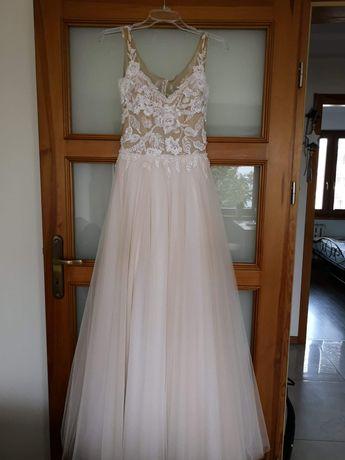 Suknia ślubna rozmiar 34 Gracja Michalina