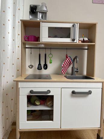 Kuchenka Dukting Ikea w zestawie z wyposażeniem