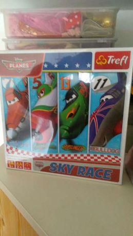 Gra Sky Race Planes, gra planszowa, samoloty