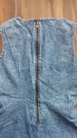 Sukienka jeansowa M lato