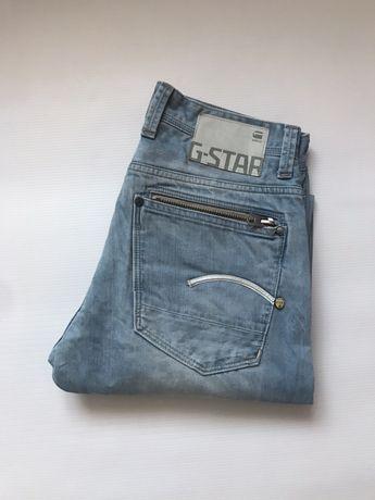 Męskie jeansy G-Star Raw Attacc Straight W30 L34