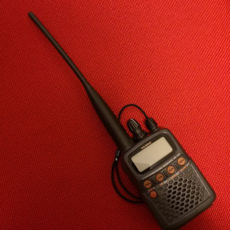 Yaesu vr-120 receptor radio