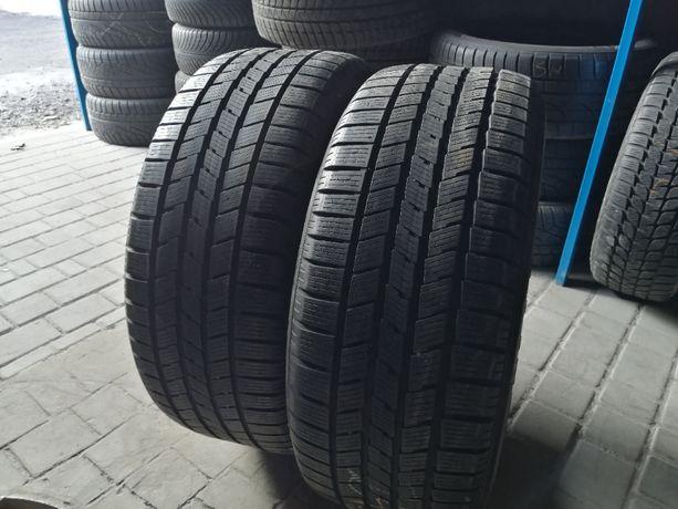 зима 245\55\R17 7,4мм Pirelli 2шт шины шини