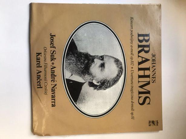 Johannes Brahms winyl vinyl