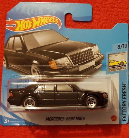 Hot wheels Mercedes