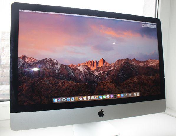 "Apple iMac Late 2012 Custom - 27"", Core i7 3.4GHz, 32Gb RAM, 768Gb SSD"
