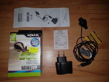 Sterylizator UV AQUAEL mini led.