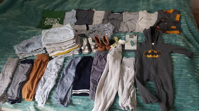 Paka ubrań dla chłopca 62/68