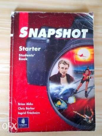 """Snapshot"" Starter Students Book, B. Abbs"