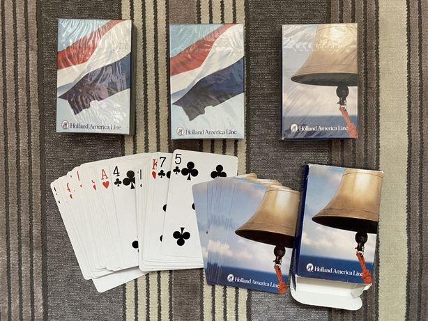 Игральные карты с круизного лайнера HAL на 54 шт