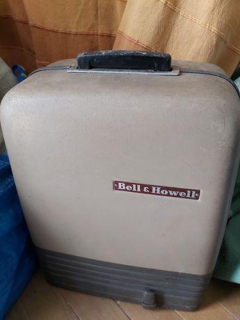Projector filmes Bell & Howell Diplomat Modelo U