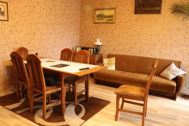 Przestronne mieszkanie w spokojnej okolicy